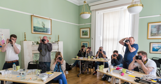 BLJNK Photography Workshop